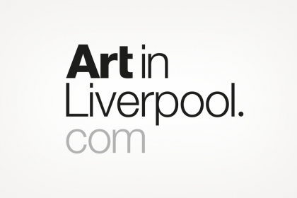 Corporate identity design Art in Liverpool logo