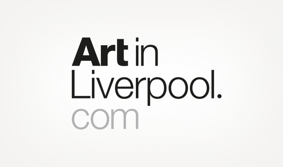 Corporate identity design Art in Liverpool logo