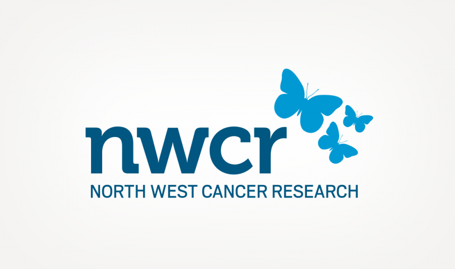 Brand identity design North West Cancer Research