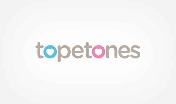 Company logo design for Topetones